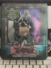 2003 Yu-Gi-Oh Sealed Collectibe Tin Joey Gearfried the Iron Knight Rare YU-GI-OH