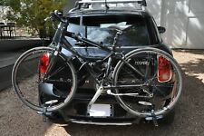 Mini Cooper & BMW Free2Go Bike Rack  - Lightweight, Compact, Installs in minutes