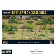 BATTLEFIELD ACCESSORIES  - BOLT ACTION - WARLORD GAMES