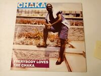 Chaka Demus-Everybody Loves The Chaka Vinyl LP 1988