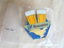 Lot of 10 Vintage Hoegaarden Beer Advertising Pins