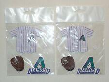 Arizona Diamondbacks MLB Arts & Crafts Sticker Patches Scrapbooking New