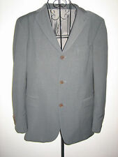 A LOVELY 2 PIECE STRETCH GREY SUIT BY HUGO BOSS CHEST 40  / TROUSERS  32-30 X 34