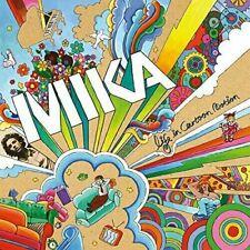 Mika - Life In Cartoon Motion VINYL LP