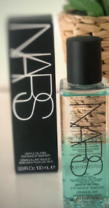 100% Authentic NARS Oil-free Eye Make up Remover 100 ml / 3.3 fl oz  New In Box