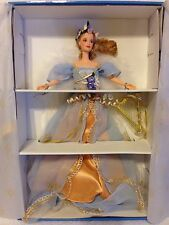 Angels of Music Collection - Harpist Angel Barbie - Collector Edition with Coa