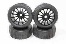 Carson 1:8 Reifen/Felgen Buggy schwarz 4x