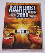 V8 Supercars 2009 Bathurst 1000 Highlights DVD New