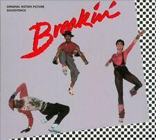 Breakin' [Digipak] by Original Soundtrack (CD, Nov-2011, Get On Down)