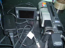 Sony DCR-TRV820  Digital  8 Camcorder  with printer built in