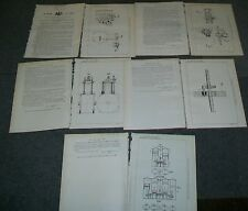 FOUR STROKE MOTORS I.C. ENGINE PATENTS.BESCHRANKTER HAFTUNG. NUREMBERG.1898 (5)