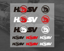 Holden HSV Performance Motorsport Sticker Commodore Colorado Captival Cruze GTC