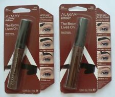 Lot-2-Almay Long Lasting Brow Color The Brow Lives On color 040 Auburn