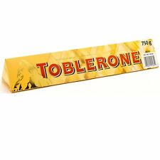 Toblerone Milk Chocolate With Honey&Almond Nougat 750g (26.5oz){Canadian}