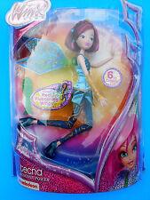 Winx Doll Bloomix Power Tecna Mattel NEW!