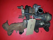 VW SEAT,SKODA AUDI 1.9 TDI BXE TURBO TURBOCHARGER 028145702 AND MANIFOLD