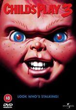CHILDS PLAY 3 - DVD - REGION 2 UK