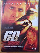 DVD,60 Segundos.Nicolas Cage,Angelina Jolie