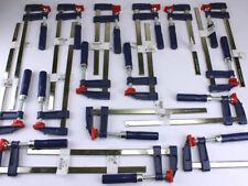 16 x Schraubzwinge Set 150x50 + 250x50 + 300x50 Zwinge Leimzwinge  Einhandzwinge