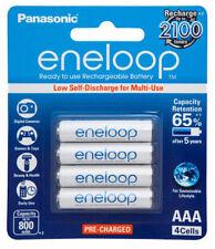 Panasonic BK3MCCE4BA 1.2V 8Ah Rechargeable Batteries - 4 Count
