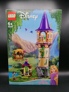 LEGO 43187 - Disney - Rapunzel's Turm - NEU & OVP
