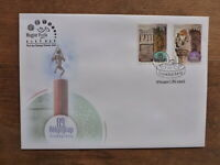 HUNGARY 2016 STAMP DAY SET 2 STAMPS FDC FIRST DAY COVER