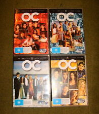 The O.C. OC - Seasons 1 2 3 4 DVD (25 discs) Set Collection - VGC -New Condition