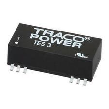 1 x TRACOPOWER Isolated DC-DC Converter TES 3-4811, Vin 36-75V dc, Vout 5V dc