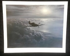 HUNTER`S MOON by Gerald Coulson,Limited Edition & Signed&Stamped PRINT