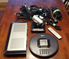 LifeSize Room Conferencing Video System w/ camera, cables, remote, mic LFZ-001