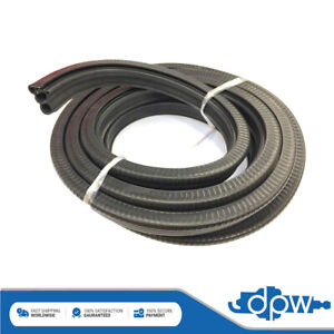 Sliding Side Weatherstrip Door Rubber Body Seal For VW Transporter T4 1990-2004
