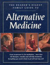 ALTERNATIVE MEDICINE - FAMILY GUIDE  Readers Digest **GOOD COPY**