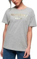Superdry Women's Premium Brand Luxe Portland T-Shirt