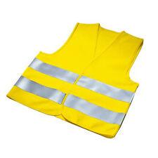 Gilet de Sécurité Jaune Fluo Haute Visibilité pour Adulte Taille XL - 424