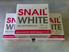3X Gluta Soap Glutathione Snail White Body Skin Whitening Dark Spot Damage