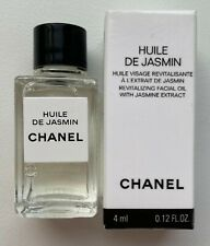 Chanel Huile de Jasmin revitalizing facial oil MINIATURE 4 ml vip gift