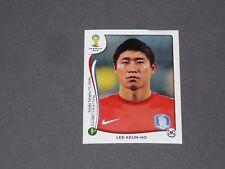 639 KEUN-HO SANGJU SANGMU COREE KOREA PANINI FOOTBALL FIFA WORLD CUP 2014 BRASIL