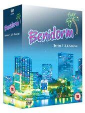 Benidorm - ITV Series 1, 2 & 3 + DVD Exclusive Special Extras 6 Disc Box Set DVD