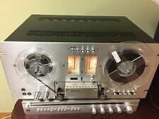 PIONEER RT-701 Reel to Reel Tape Deck! WORKING GREAT! SEE VIDEO!!