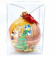 Vintage Looney Tunes Bugs Bunny Daffy Duck & Taz Christmas Ornament Matrix 1995.