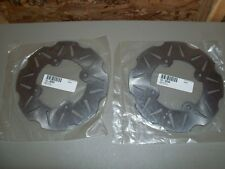2 New Quadrax Honda ATV Disc Brake Conversion kit replacement Brake disc rotor