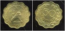 PARAGUAY  50 centimos  1953  ( bis )