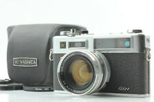 [Excellent] Yashica ELECTRO35 GSN Silver Rangefinder Camera From Japan #420