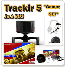 Trackir 5 Gamer Set in a BOX *NEU