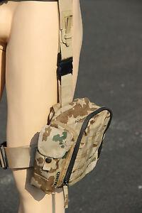 WERO MEDICAL FLECKTARN SAN TASCHE ERSTE HILFE TASCHE BAG TARN CAT GERMAN ARMY BW