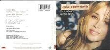 MAXI CD DIGIPACK LARA FABIAN 3T AIMER DEJA + BAMBINA DE 2002