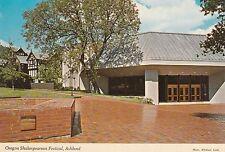"*Oregon Postcard-""The Oregon Shakesperean Festival, Ashland"" (U2-Or9)"