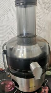 JUICER PHILIPS 1200W SILENT EASY TO CLEAN FAST XXL TUBE