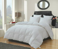Luxury All Seasons Warm White Goose Down Comforter/Quilt/Duvet Lightweight