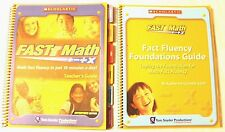 Scholastic Fast Math Student and Teacher Textbook Set